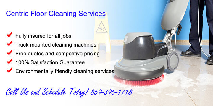 Floor Cleaning Services Lexington KY
