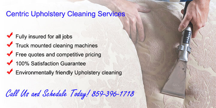 Upholstery Cleaning Lexington KY