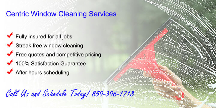 Window Cleaning Lexington KY