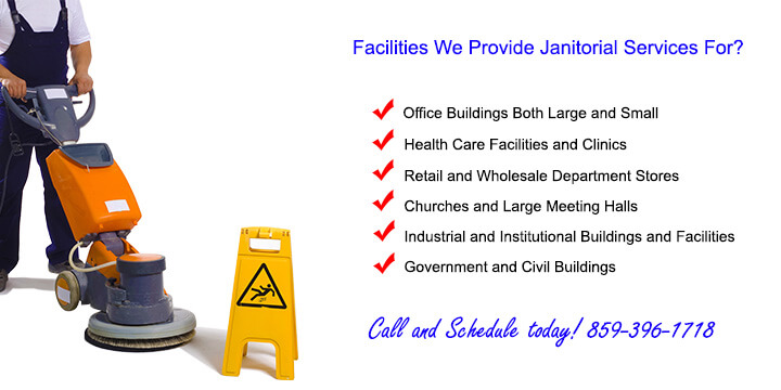 Janitorial Services Lexington KY