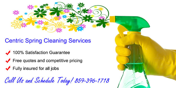 Spring Cleaning Services Lexington KY
