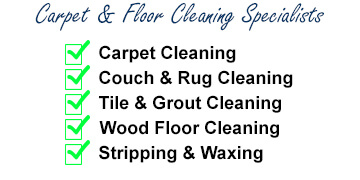 Carpet Floor Cleaning Specialists