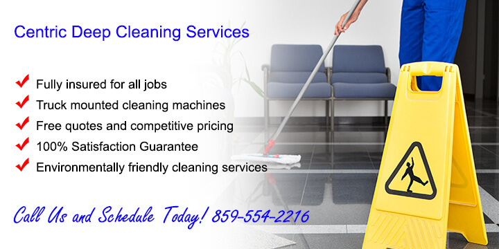 Deep Cleaning in Lexington KY