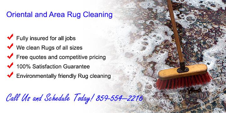 Rug Cleaning Lexington KY