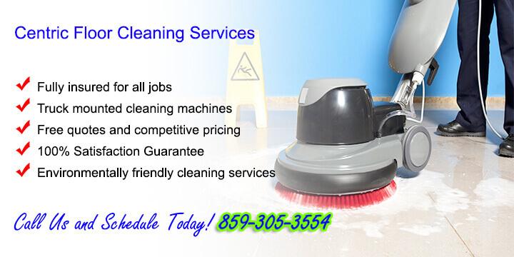 Floor Cleaning Lexington KY