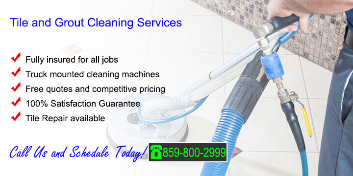 Tile and Grout Cleaning Lexington
